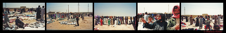 Syrien 1992 - Beduinenmarkt