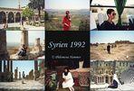 Syrien Mai 1992 Anfang meiner Studienreise