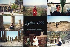 1992 Syrien