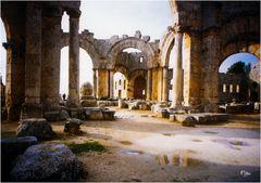 Syrienreise 200020130413_0019  Syrien Siminonskloster
