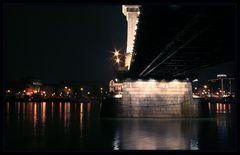 Széchenyi lánchíd (Kettenbrücke)