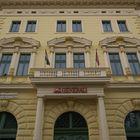 Szeged - Fassade Detail