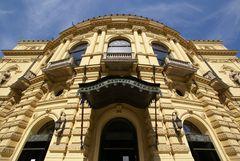 Szeged - Fassade Detail (Nationaltheater)