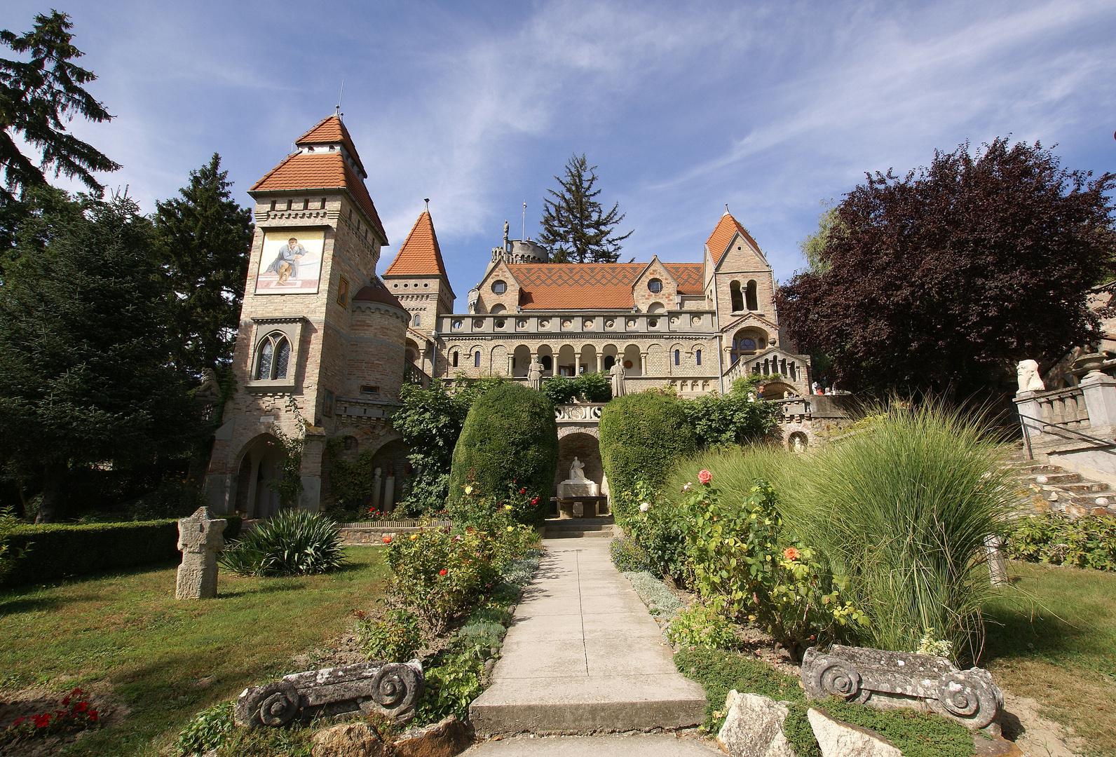 Székesfehérvár - Burg Bory
