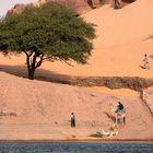 Szene am Nil - Ägypten 21