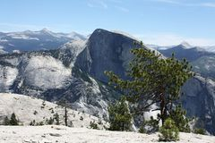 Szenenwechsel - Yosemite-Nationalpark...