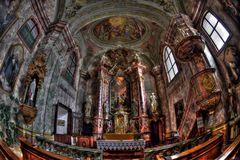 Szent Anna Templon / Györ / Ungarn