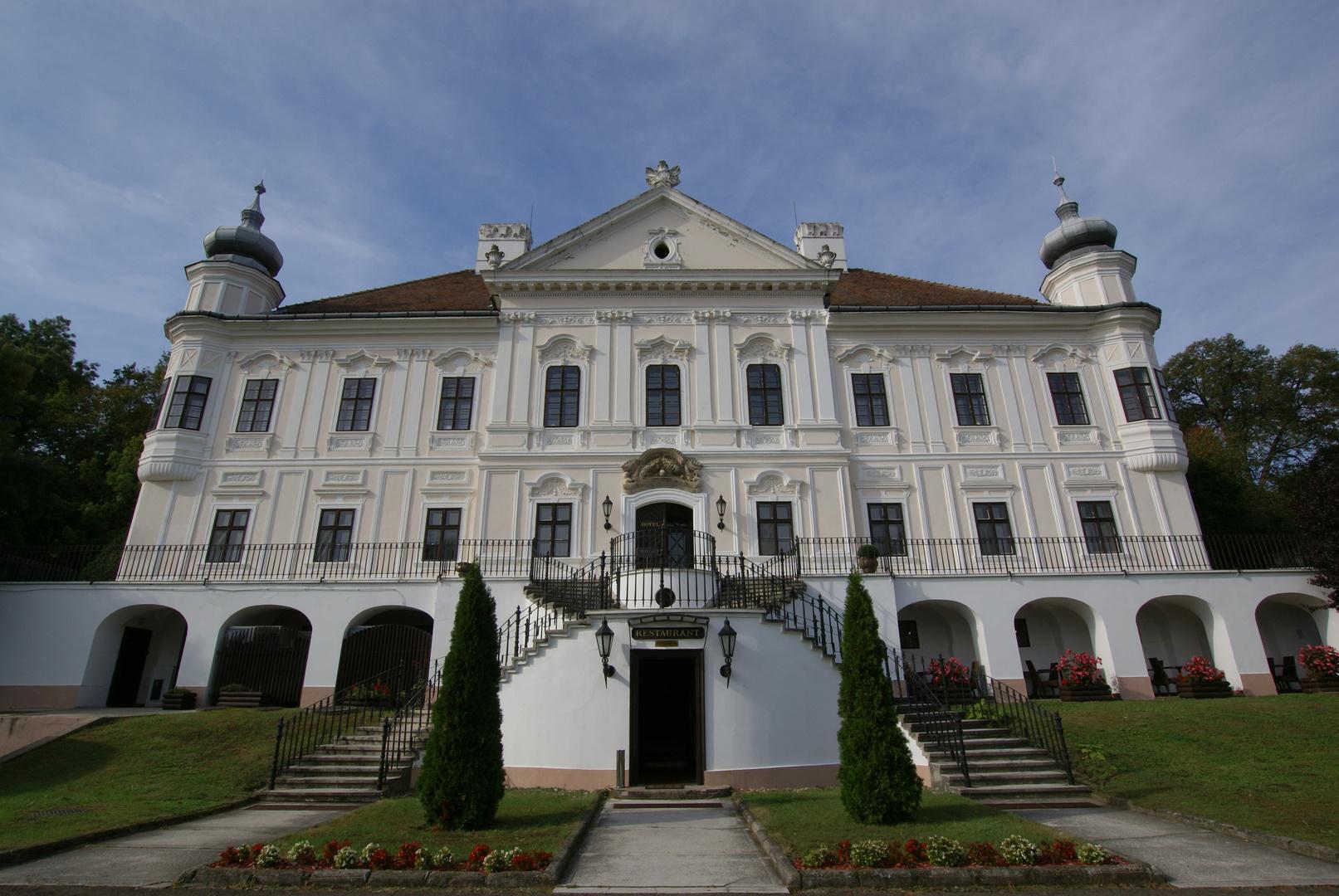Szirák - Schloss Teleki-Degenfeld