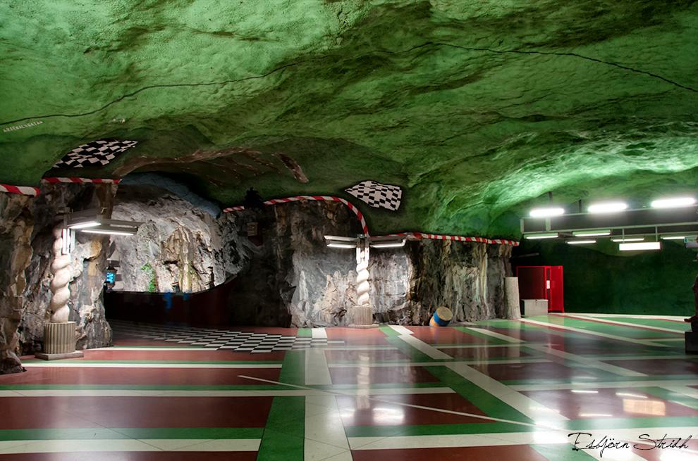T-banestation Kungsträdgården