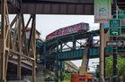 T-Mobile 7 Train Queensboro Plaza
