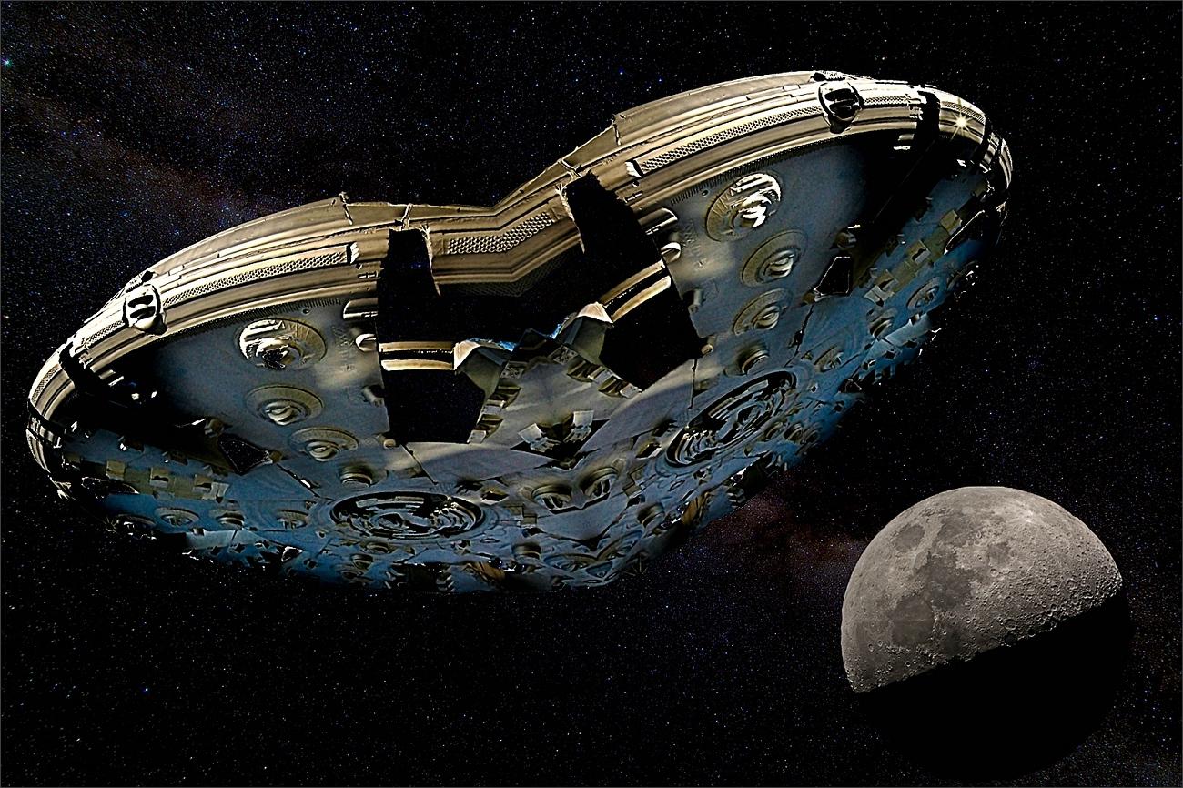 * (T) Raumschiff ....