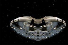 (T) Raumschiff ....