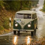 T1 in the autumn rain