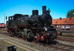 T11 (7512 Hannover) der Museums-Eisenbahn Minden