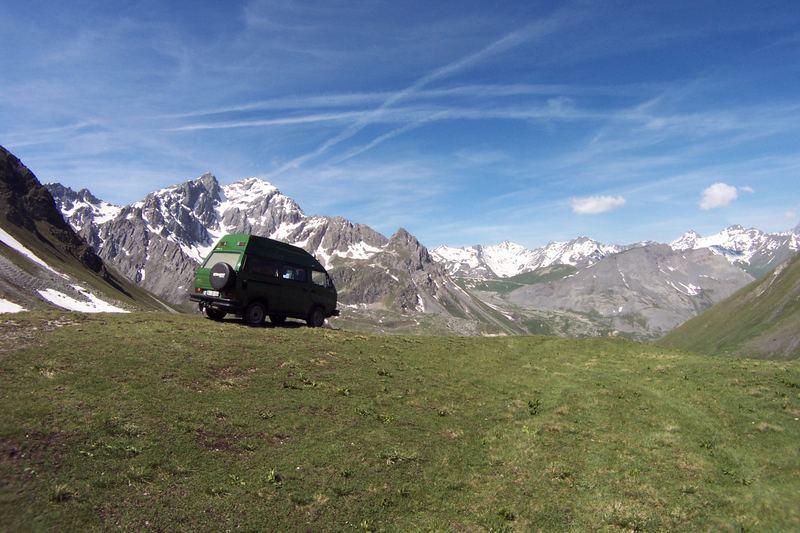 T3 in den frz. Alpen