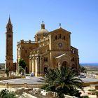 Ta' Pinu Basilika - Gozo Malta
