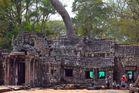 Ta Prohm as a monastery
