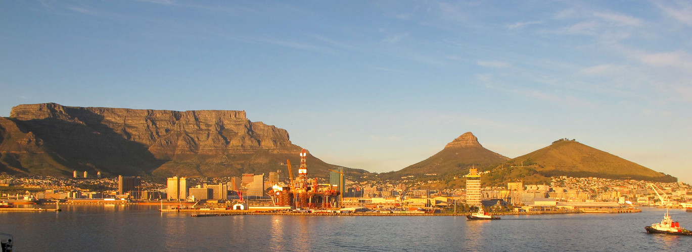 Table Mountain und Lions Head