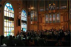Tachkent - Conservatoire de musique classique ouzbèque