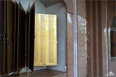Tachkent - Mémorial aux combattants de la IIème guerre mondiale