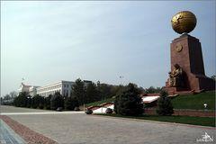 Tachkent - Place de l'Indépendance II