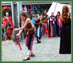 Tänzelfest Spiel