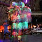 Tänzer im Neon-Licht - reloaded -