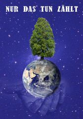 «Täter» braucht die Welt