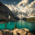 Tag 18: Moraine Lake & Banff