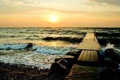 *Tag am Meer (2)
