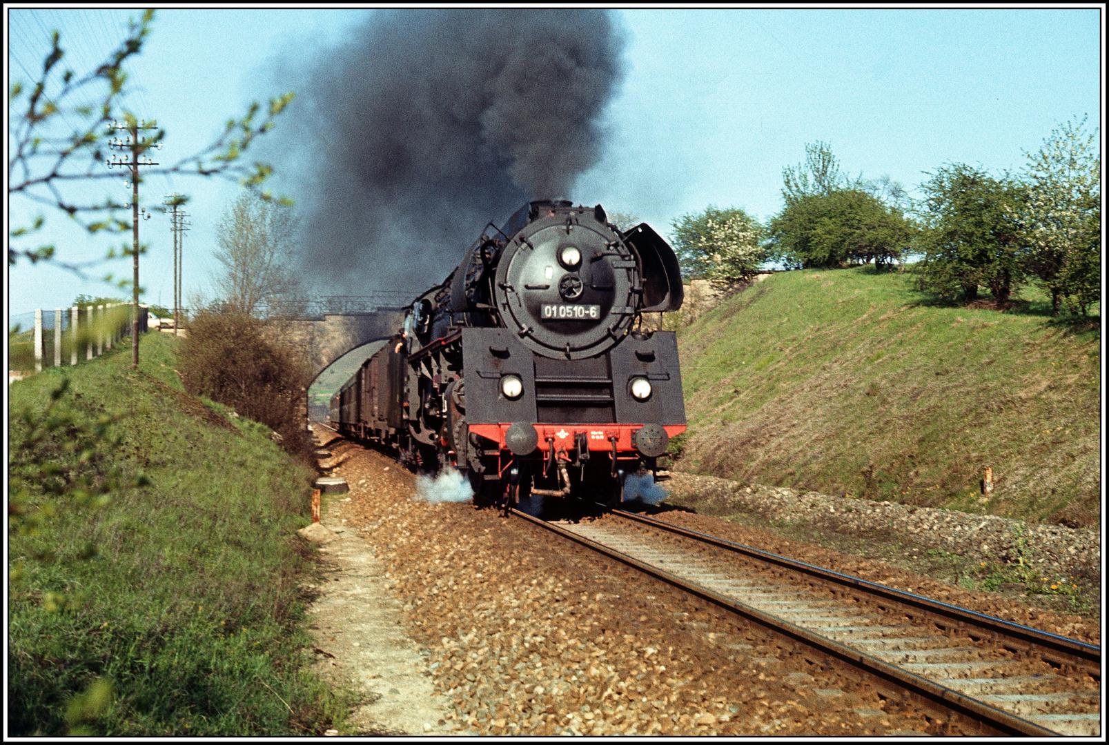 Tag der Arbeit - Fahrt in den Mai 1980