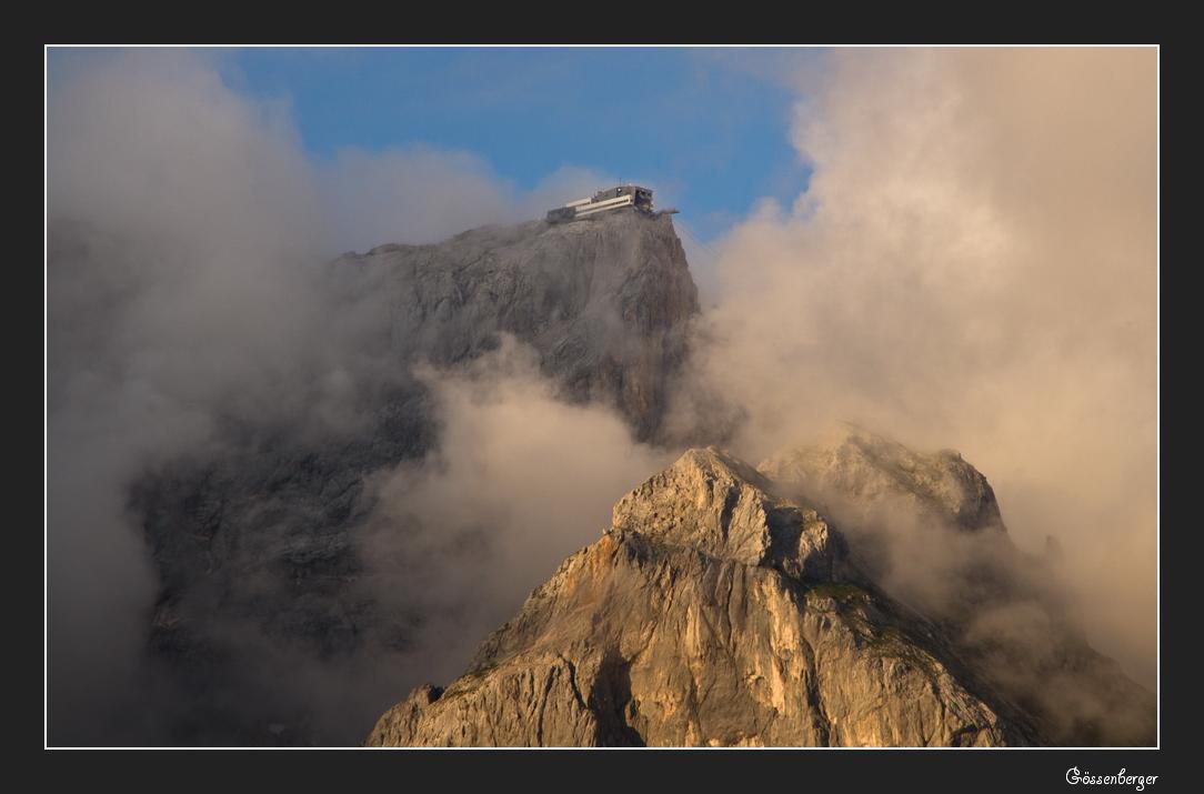 Tag der tiefen Wolken III