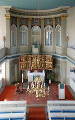Tag des offenen Denkmals 2007 Hellner-Kirche in Rätzlingen