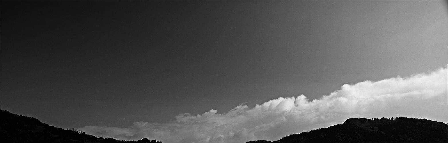 Tag Nacht Wolken