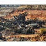 Tagebau am Niederrhein Garzweiler...