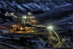 Tagebau Garzweiler .....