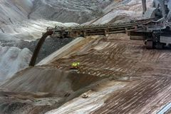 Tagebau Hambach Absetzer 756