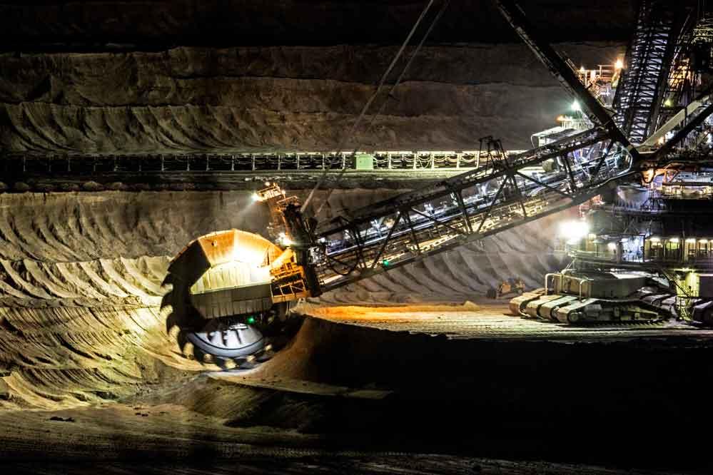 Tagebau Hambach Bagger 287