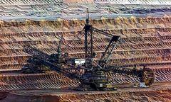Tagebau Hambach - Bagger 290