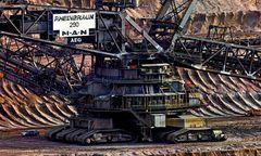 Tagebau Hambach - Bagger 290 -