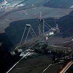 Tagebau Hambach - der Winter kann kommen