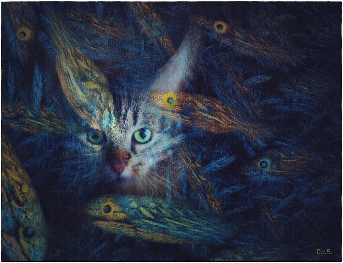 Tagtraum einer Katze !   :)