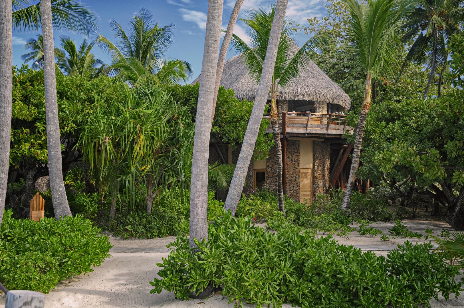 Tahaa Tahiti Atoll