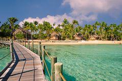 Tahiti Tikehau Südsee