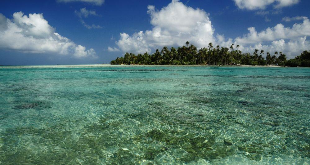 Tahiti Träume der Südsee