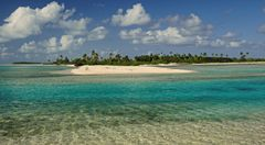 Tahiti Tuamotu Atoll  Tikehau - Tahiti -