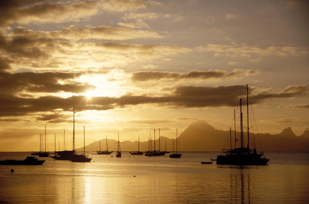 Tahitian Suset