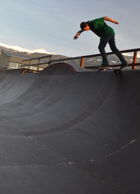 Tailslide