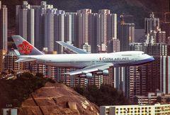 Taiwanischer Unglücksflieger