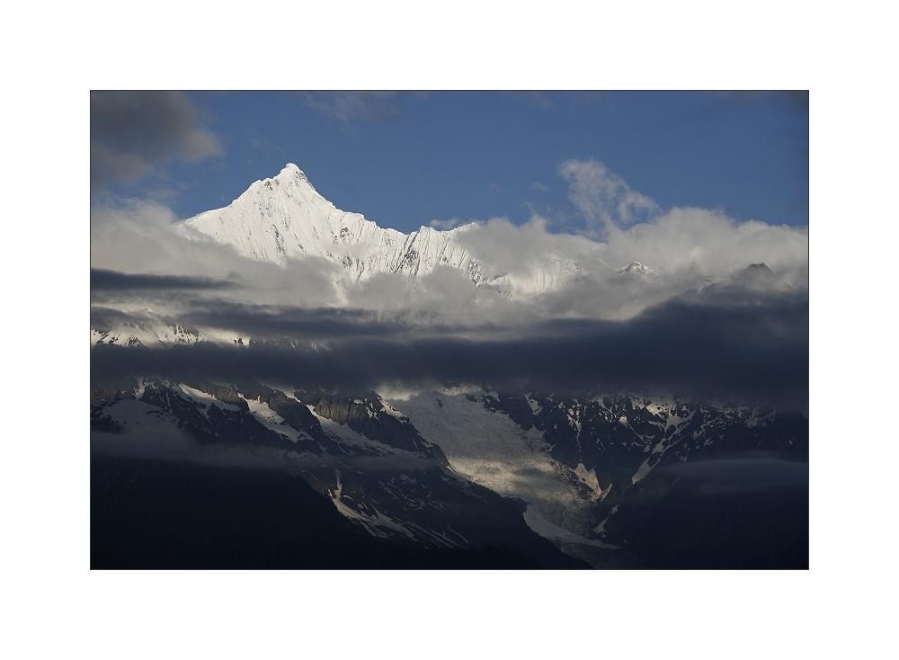 """""""Taizi Spitze des Meili Berges-6740 M. ü. M."""""""